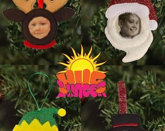 HL ITH Christmas Photo Ornament Set HL6095