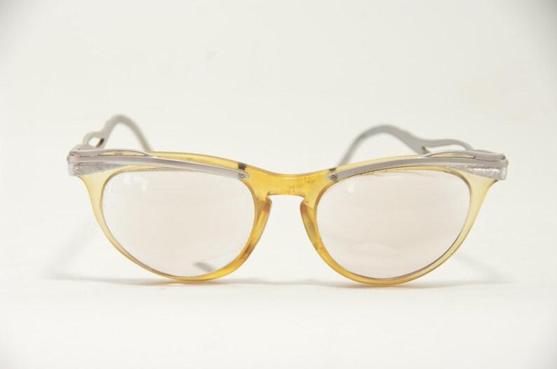 804a8c49e6b8a Vintage U Z Cat Eye Eyeglass Frames Vintage Cat Eye Glasses