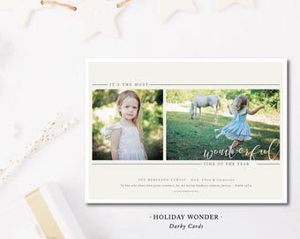 Holiday Wonder Christmas Cards