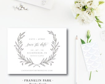 Franklin Park Save the Dates