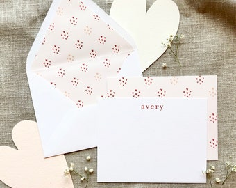 Juliet Stationery Set
