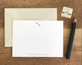 Modern Engravers Stationery
