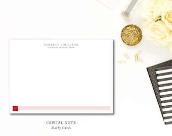 Capital Note Stationery Set