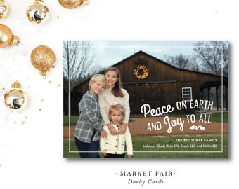 Market Fair Holiday Cards