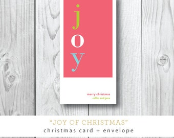 Joy of Christmas Cards
