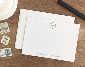 Caslon Stationery Set