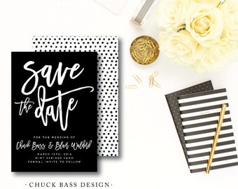 Chuck Bass Save the Dates