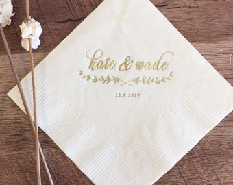 Under the Arbor Napkins