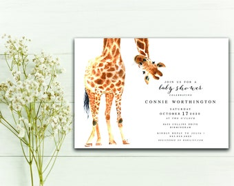 Safari Invitation...Printable