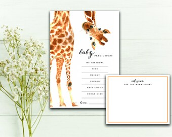 Safari Activities...Printable