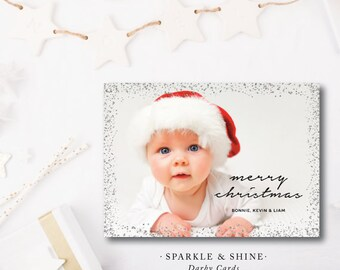 Sparkle and Shine Christmas Cards