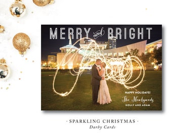 Sparkling Christmas Cards