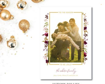 Autumn Follies Christmas Cards