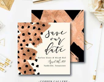Copper Gallery Save the Dates