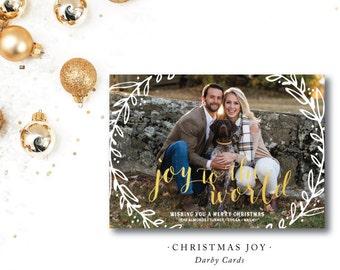 Christmas Joy Cards