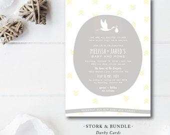 Stork & Bundle Baby Shower