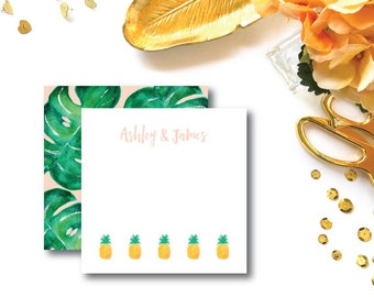 Love in Paradise Stationery