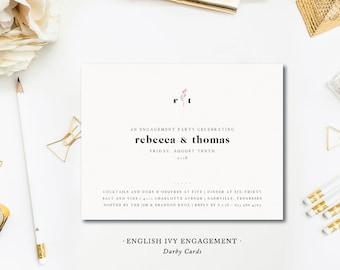 English Ivy Invitations