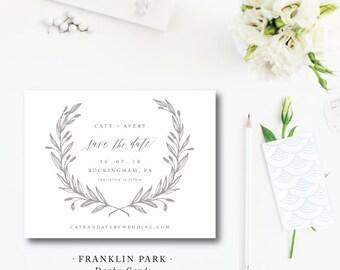 Franklin Park Save the Dates