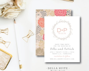 Della Save the Dates