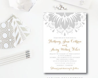 Albany Wedding Collection