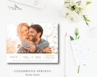 Cedarwood Springs Save the Dates