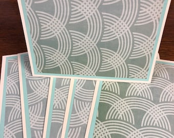 Note Card Set - Blank Note Card Set