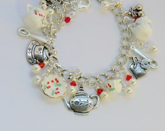 Charm Glühbirne Hobby Charms Anhänger Fimo Dangle Bettelarmband Armband