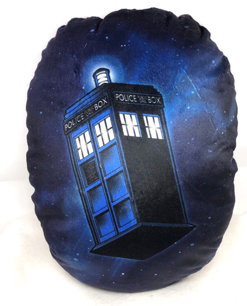 Doctor Who TARDIS 13th Doctor double sided 12 character image 0