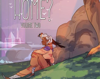 Where is Home? Vol 2 Comic Anthology