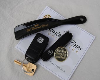 The Townsend Hotel Shoe Horn