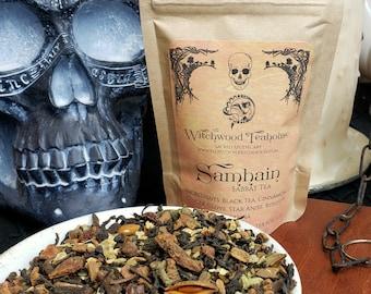 Samhain Organic Loose-Leaf Tea