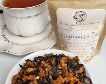 Autumn Spice Organic Loose-Leaf Tea