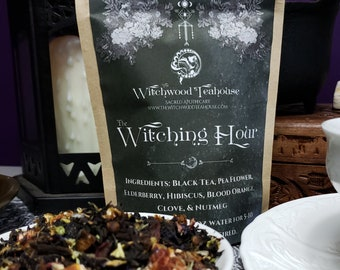 The Witching Hour Organic Loose-Leaf Witch Tea