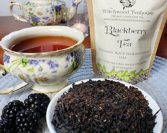 Blackberry Organic Loose-Leaf Tea