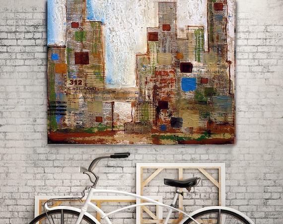 New York, Canvas Print by Irena Orlov