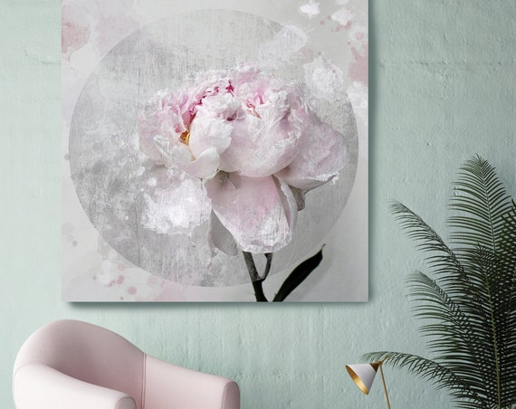 Peony Painting, Pink Peony Print, Peony Print, Peony Sweet Softness, Botanical Print, Flower Print, Wall Art Decor, Floral Print Irena Orlov