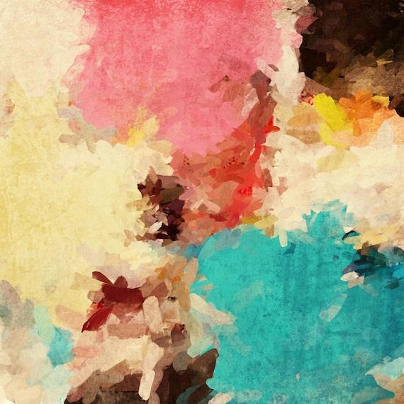 "Kaleidoscope N 28.  Canvas Print by Irena Orlov 30"" x 30"""