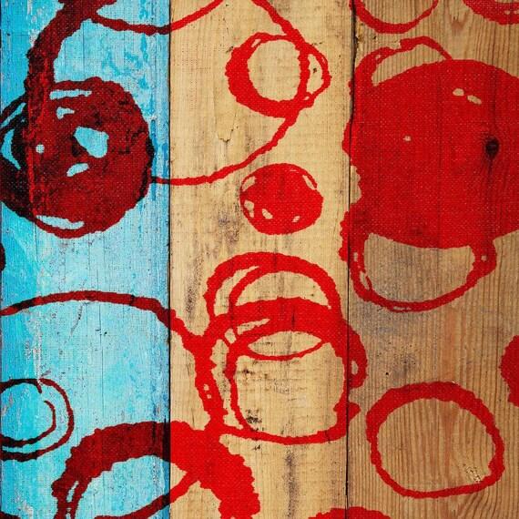"Canvas Print by Irena Orlov 30"" x 30"""