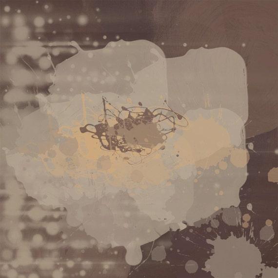 "Giclee Print by Irena Orlov. 30 x 30"""