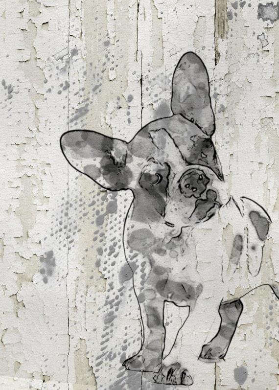 "Puppy. Metal Print  24X36"""