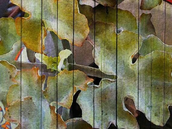 "Lovely Garden. Canvas Print by Irena Orlov 24"" x 36"""