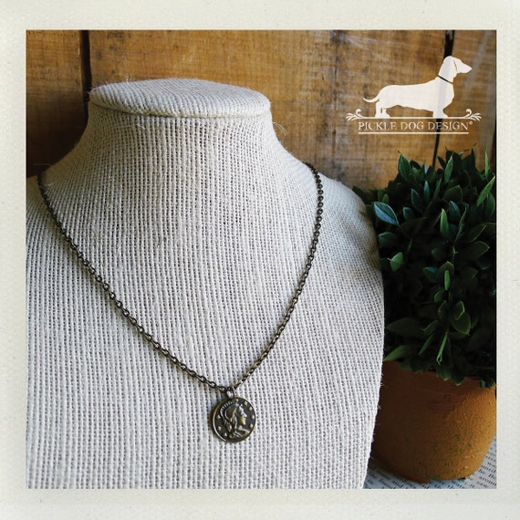 DOLLAR DEAL! Penny For Your Thoughts. Necklace