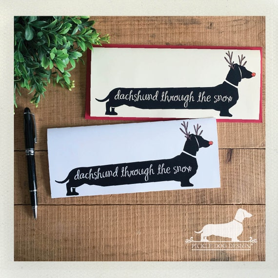 Rudolph Doxie. Note Card