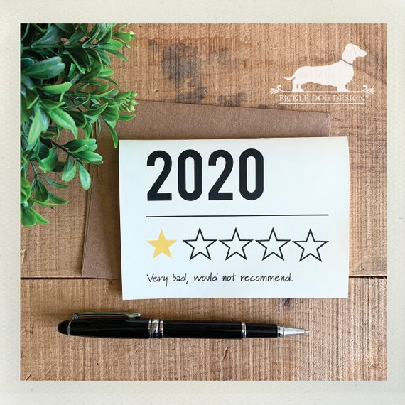 2020 Star Rating. Note Card