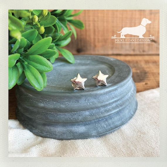 DOLLAR DEAL! Little Star. Post Earrings