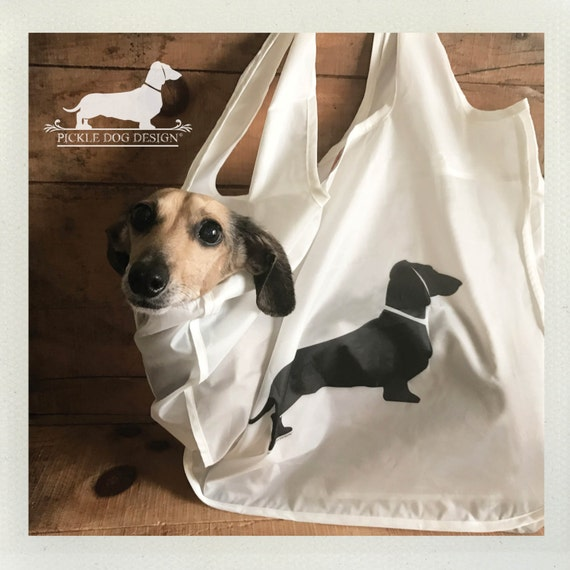 Doxie. Tote Bag