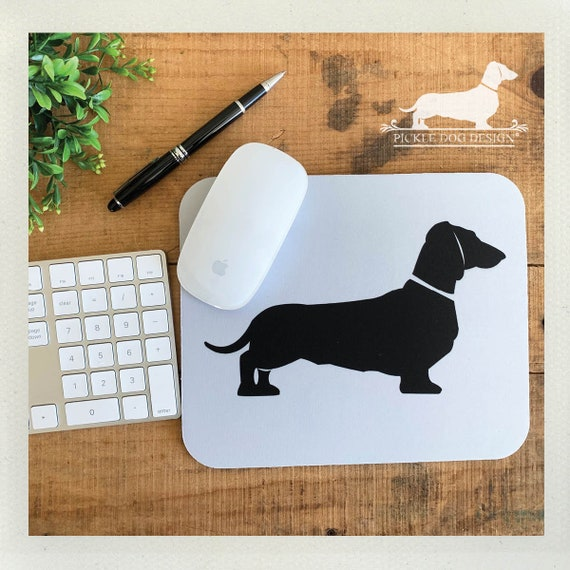 Doxie. Mousepad