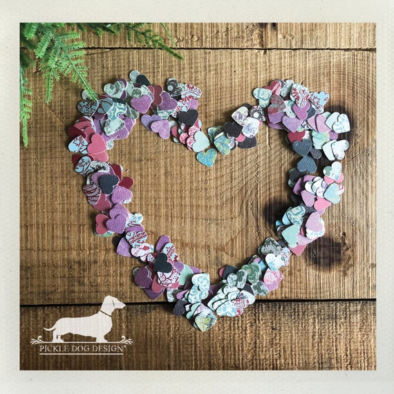 DOLLAR DEAL! Summertime. Heart Confetti (Qty 250)