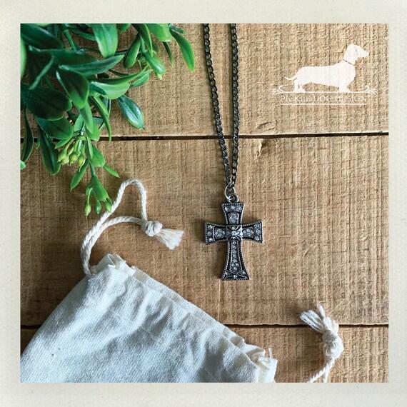 Celtic Cross. Necklace